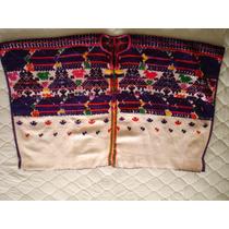 Huipil De Guatemala Tipo Gabán