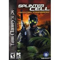 Splinter Cell Juego Para Xbox Au1