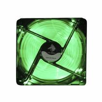 Ventilador P/gabinete Gaming Eagle 12cm Transparente Led Ver