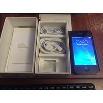 Iphone 4 32 Gb Iusacell Con Caja
