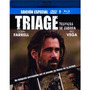 Triage. Pelicula Combo En Blu-ray + Dvd