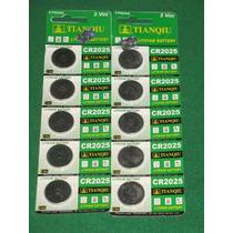 20 Pila Bateria Cr 2025 De Litio 3v Para Lentes 3d