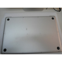 Tapa Bottomcase Macbook Pro 15 Pugadas A1286 Usada