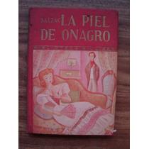 La Piel De Onagro - Honoré De Balzac