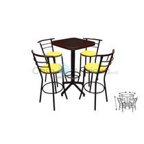 Mesa Periquera Para Bar Antro Restaurante Cafeteria Lounge E