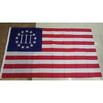 Bandera Usa, Eeuu, Estados Unidos, Historica 1.5m X 90cm