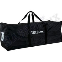 Maleta Wilson Sporting Goods Team Equipment Negra