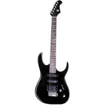 Guitarra Electrica Ksr Color Negro