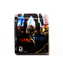 Fracture Nuevo Ps3 - Playstation 3