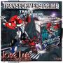 Transformers Prime Invitaciones Kit Imprimible Jose Luis