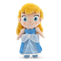 Cenicienta Tiana Bella Y Más Peluches Princesas Disney Store