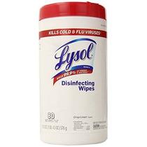 Lysol Toallitas Desinfectantes Red Cap 80 Conde