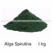 Alga Espirulina Spirulina Maxima En Polvo 1kg