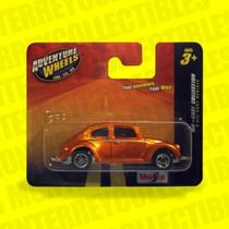 Vw Sedan Vocho Maisto Tipo Hot Wheels