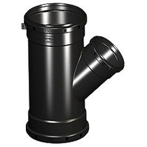 Yee C/reduccion H-h-h 110x50 (tuboplus Sanitaria) Lote 5 Pzs