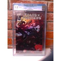 Comic Transformers #1 En 9.8