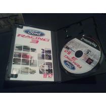 Ford Racing 3 Playstation 2 Completo Seminuevo Instructivo