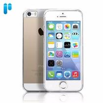 Funda Iphone 5 5s Pure Series Transparente Usams