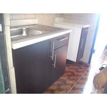 Mueble Para Fregadero Con Tarja Para Cocina Integral Vv4 en ...