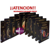 Enciclopedia Interactiva De México 10 Cd Roms