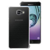 Tapa Rigida Clear Con Mica Samsung Galaxy A5 2016