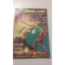 Revista Domingos Alegres El Dr. Solar Contra Primo