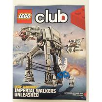 Revista Lego Club Septiembre - Octubre 2014 Imperial Walkers