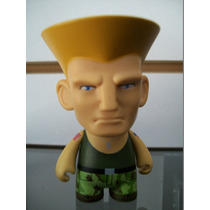 Guile Street Fighter Kidrobot