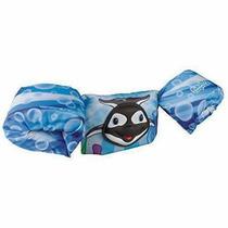 Flotador Puddle Jumper Bahamas Chaleco Niños Azul Stearns