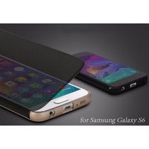 Funda Rock Flip Samsung Galaxy S6