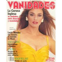 Lucia Mendez En Revista Vanidades