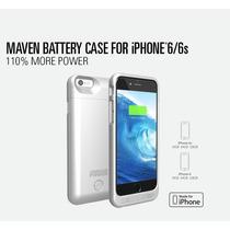 Funda Bateria Case Iphone 6 Plata 3000mah Bc6s Lenmar