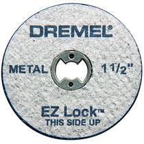 Dremel Ez456 Disco De Corte De Metal 5 Pzs Mmu