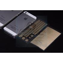 Sticker Dorados Completos Para Iphone 5 5s
