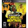 Red Dead Redemption Udc Para Ps3 ¡sólo En Gamers!