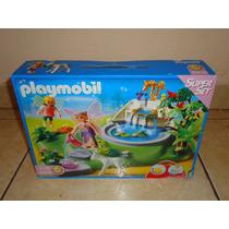 Playmobil 4008 Jardin Con Hadas Nuevo En Caja +++