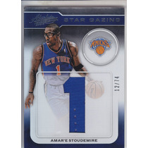 2012-13 Absolute Sg Jersey Amare Stoudemire 12/74 Ny Knicks