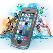 Funda Sumergible Contra Agua Iphone 5c/5s/se Redpepper Ip68