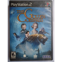 The Golden Compass Para Playstation 2 Ps2 Buen Juego Aventur