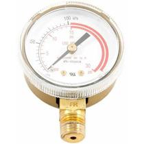 Forney 87730 Acetileno Manómetro De Baja Presión 2-pulgada P