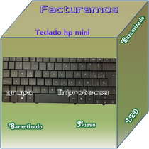 Teclado Laptop Hp Mini Hp Compaq Cq10-120la Mmu