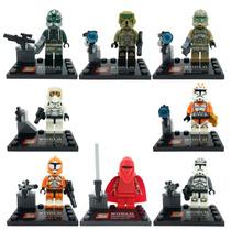 Figuras Compatibles Con Lego De Star Wars (lote 3)