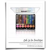 Kit Maquillaje Sombras Rubor Paleta Artisan Kleancolor #0335