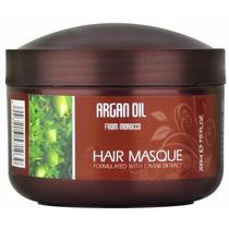 Mascarilla Morocco Argan Oil 500ml. (con Extracto De Caviar)