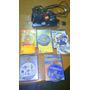 Play Station 2 Slim Seminuevo No Chip 5 Juegos Originales