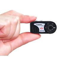 Mini Cámara 1200 Mega Pixels Fotos Video 720p Micro Sd