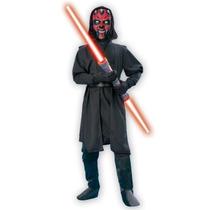 Disfraz De Darth Maul De Star Wars Para Niños, Envio Gratis