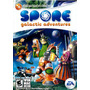 Expansión Spore Galactic Adventures Juego Computadora