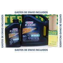 Cambio Aceite Sintetico Castrol Bora 2.5, Gli 2.0, Jetta 2.5