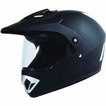 Casco Motociclismo Doble Propósito Marca Torc